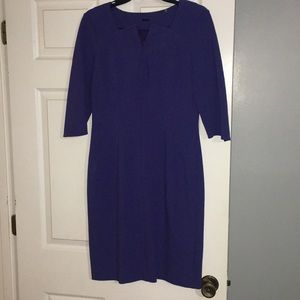Elie Tahari lined dress